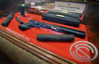 Suppressors | Silencers by Silencer Co.