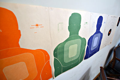 Range Shooting Targets